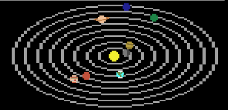 Current star system